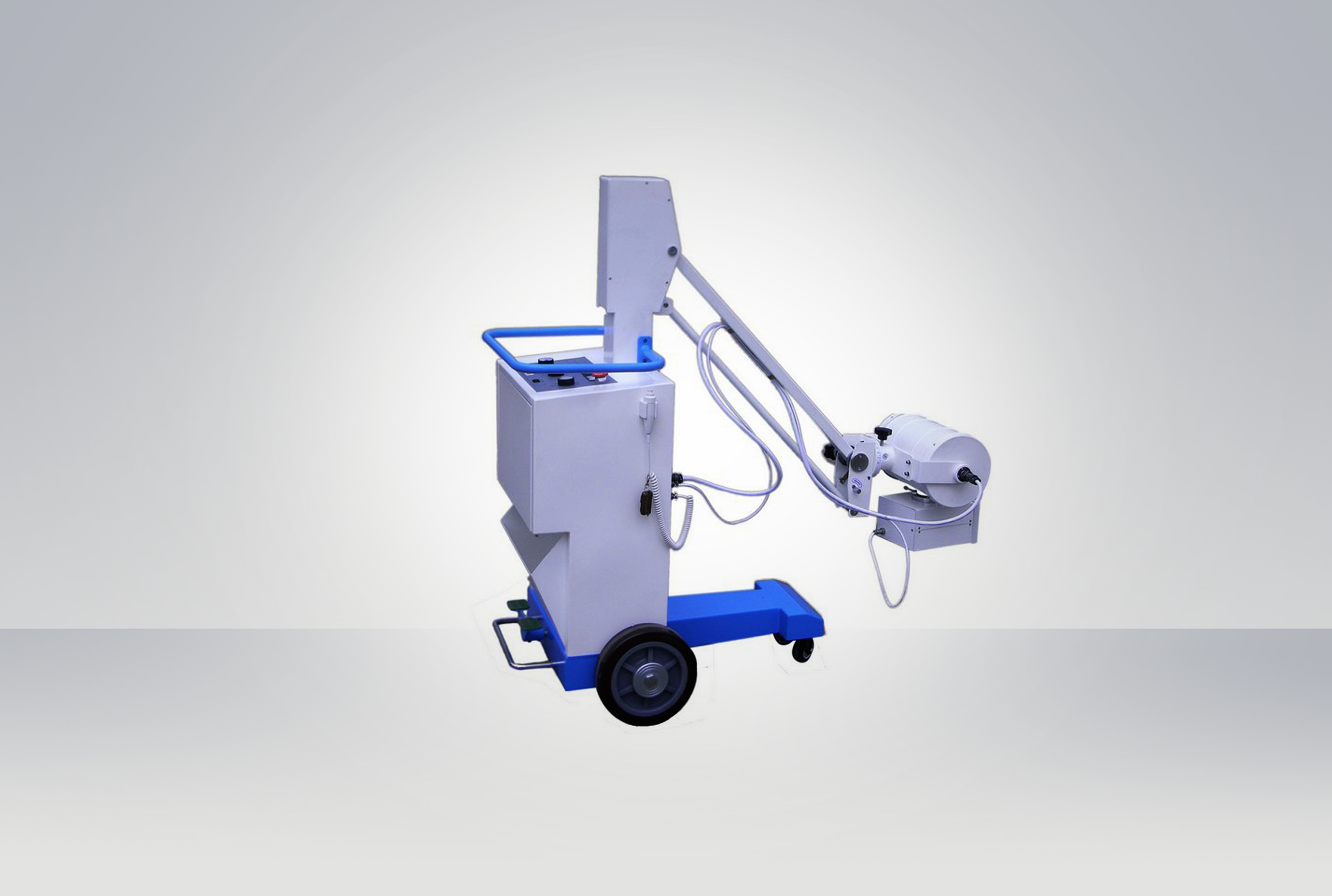 50mA Mobile X-Ray Unit