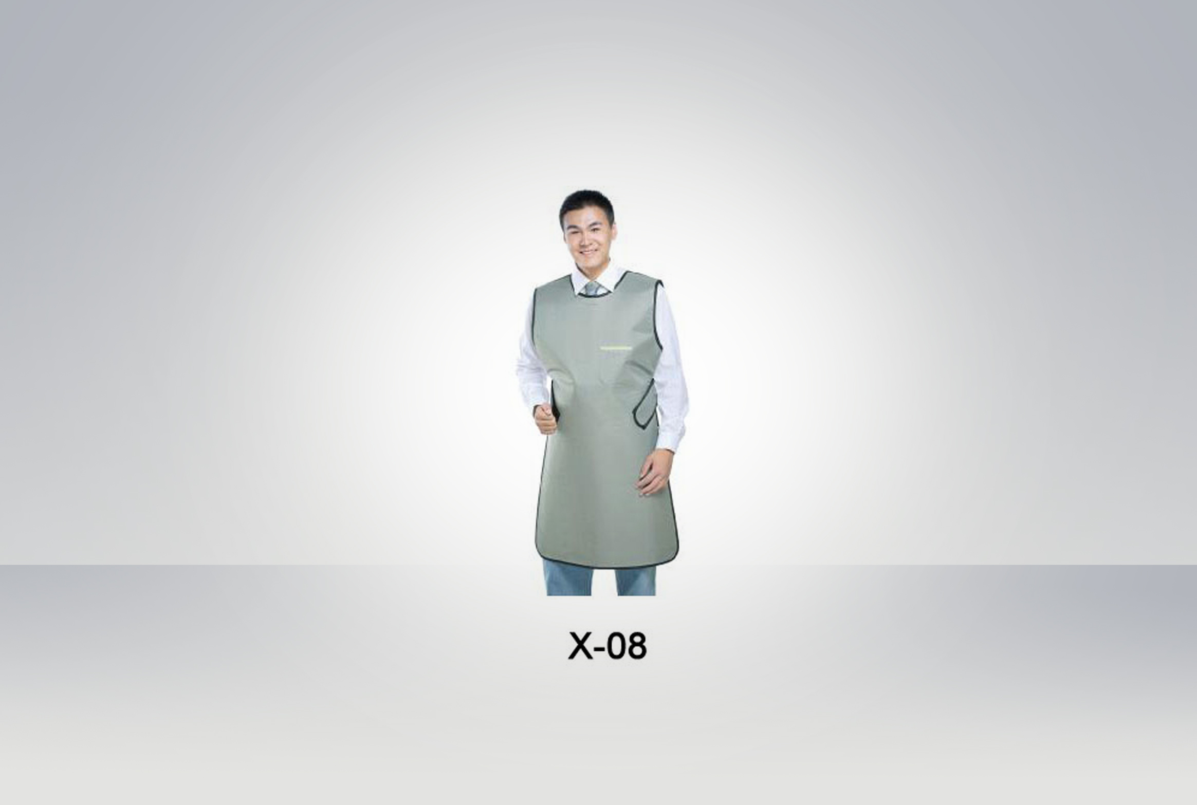 Lead Vest Apron for man