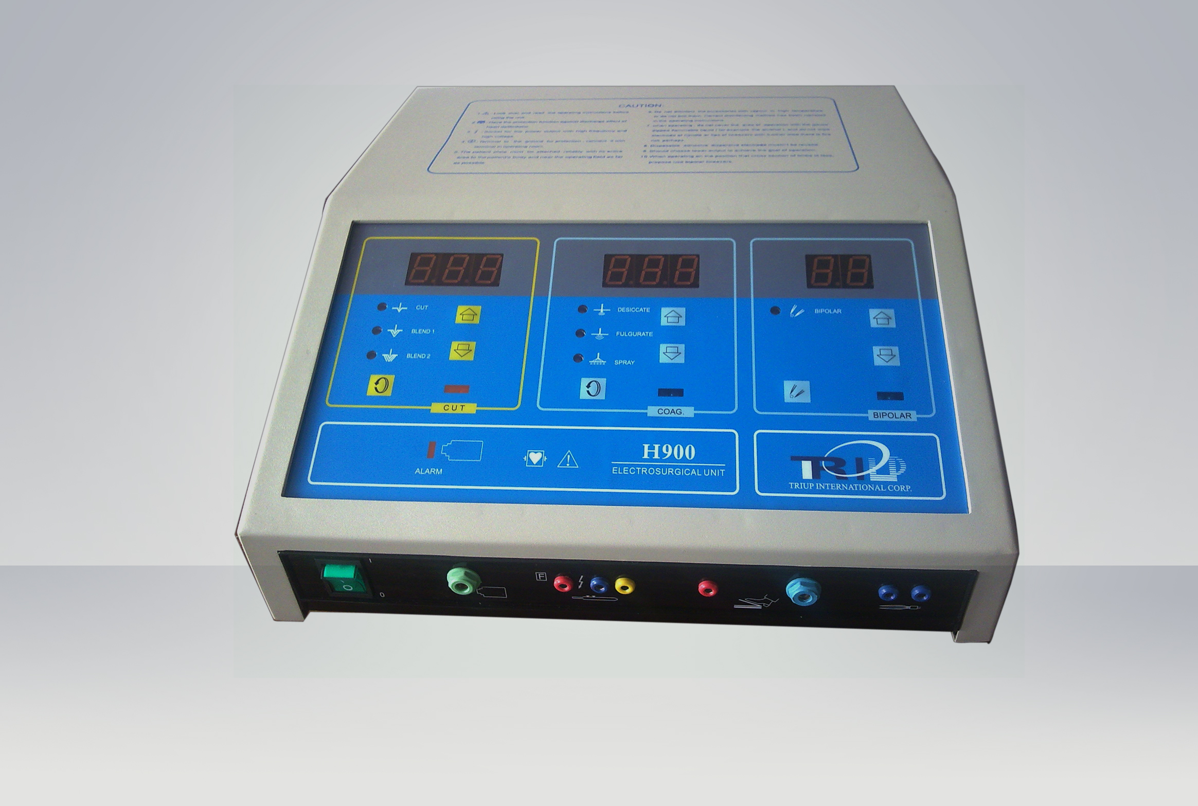 Multi-Function Electrosurgical Unit