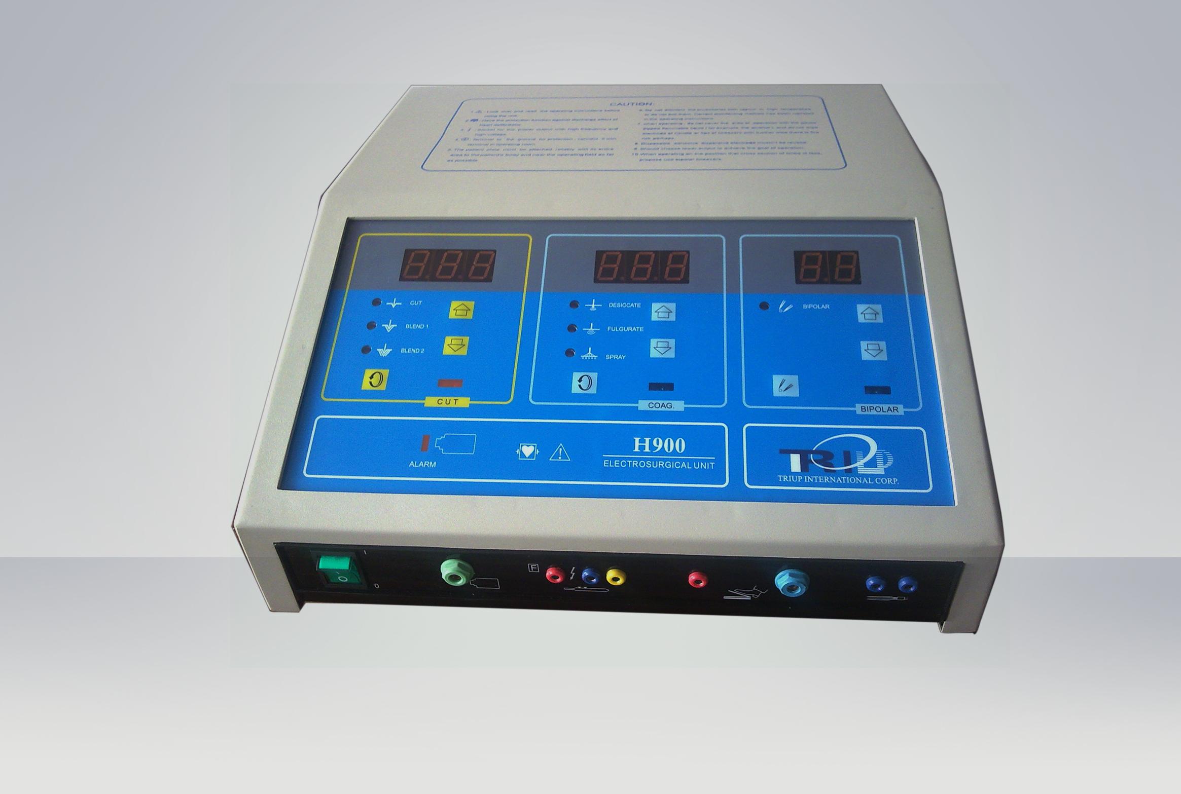 Multi-Function Electrosurgical Unit