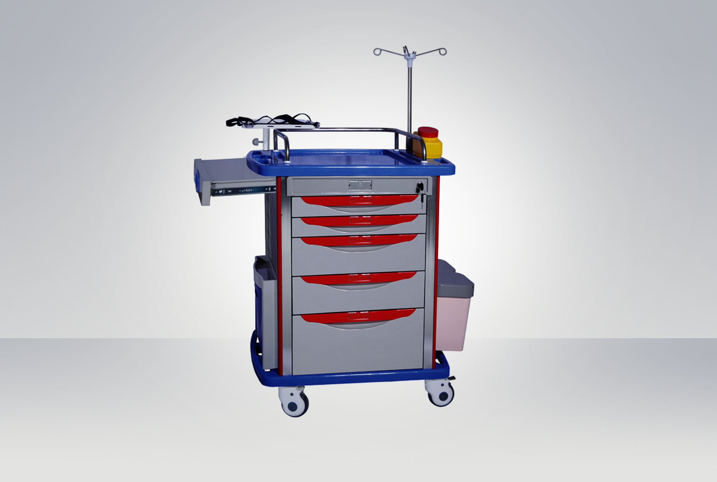 Emergency Trolley