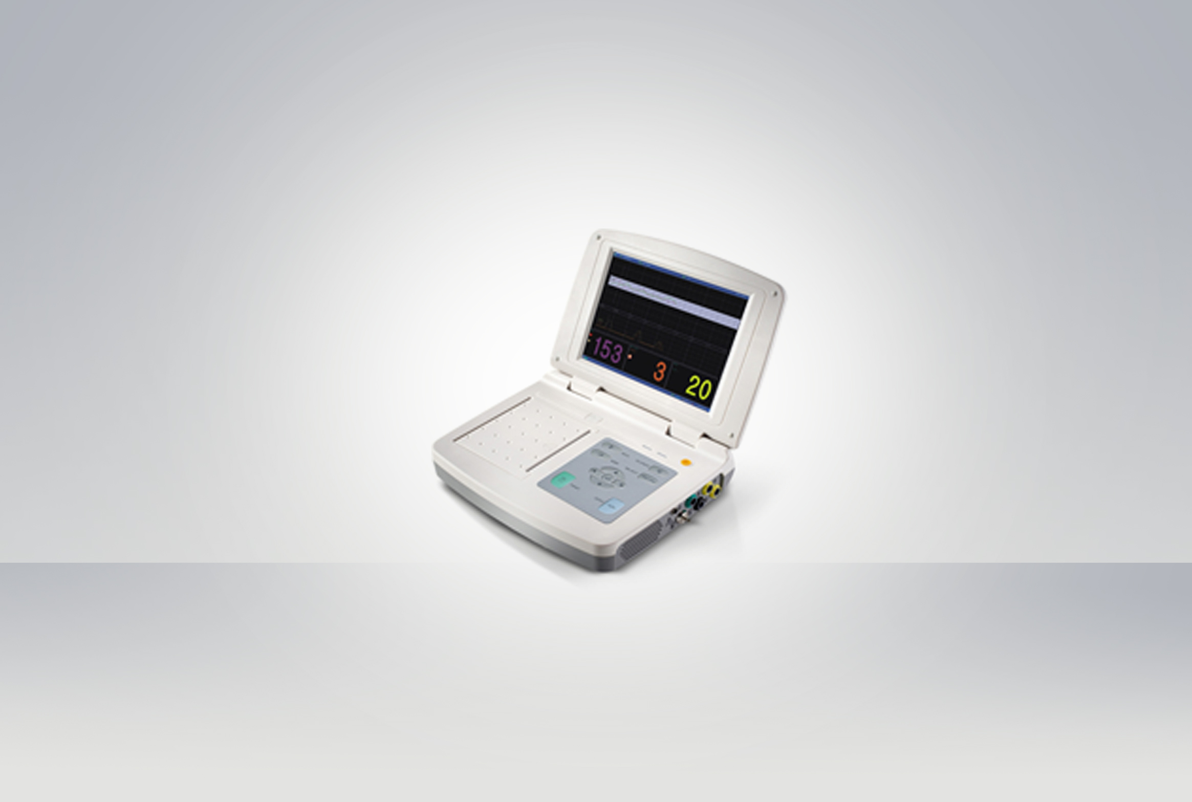 Fetal Monitor (CTG machine)