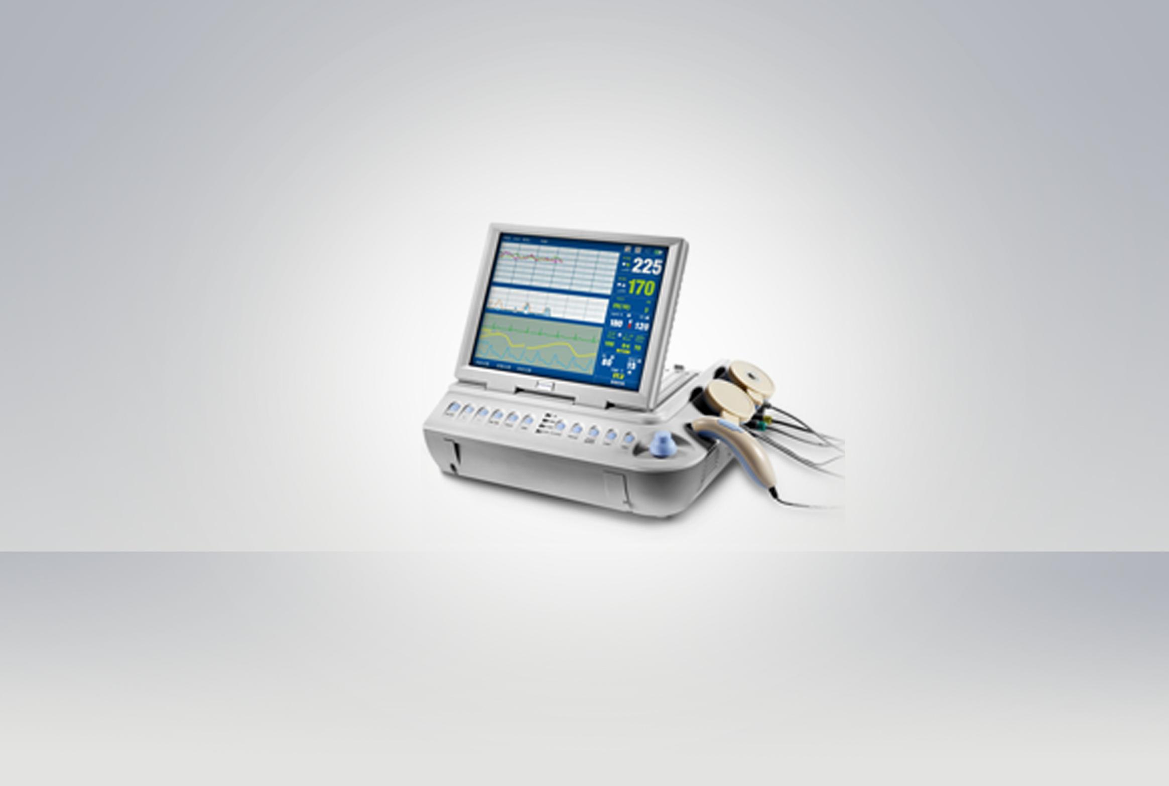 Fetal Monitor (CTG machine)
