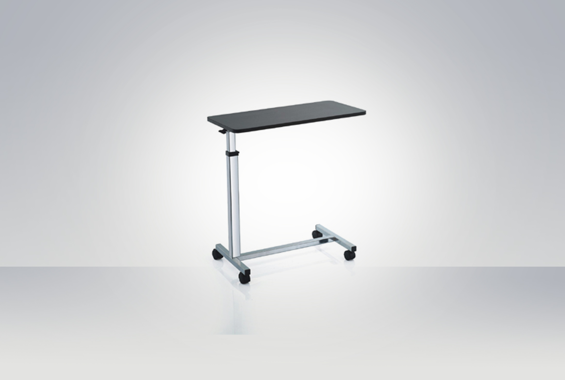Mobile Over Bed Table