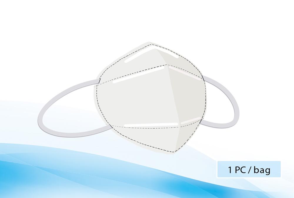 Disposable Protective Mask(Non-Medical  Non-sterile)