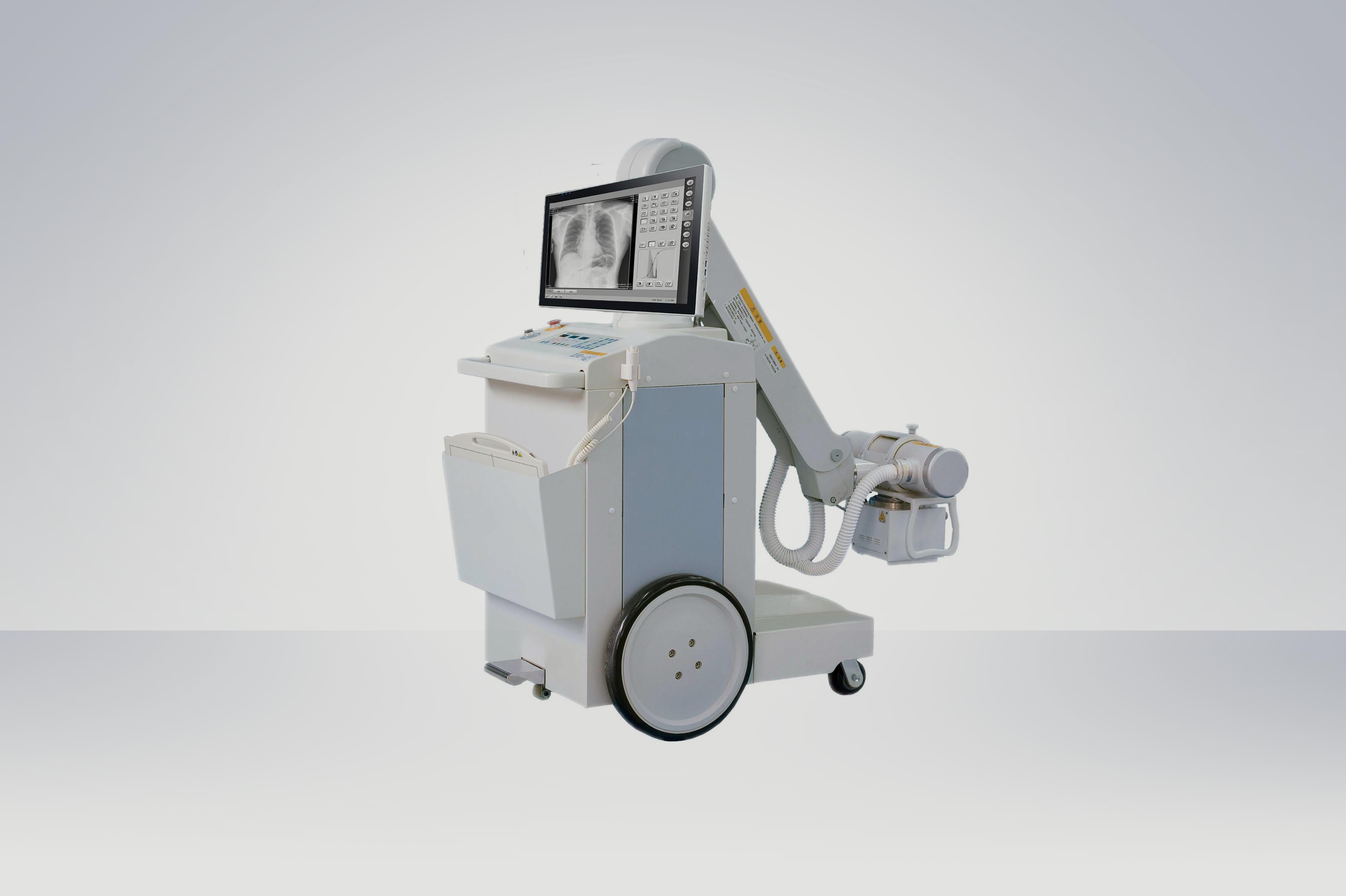 Mobile Digital Medical Diagnostic X-Ray System