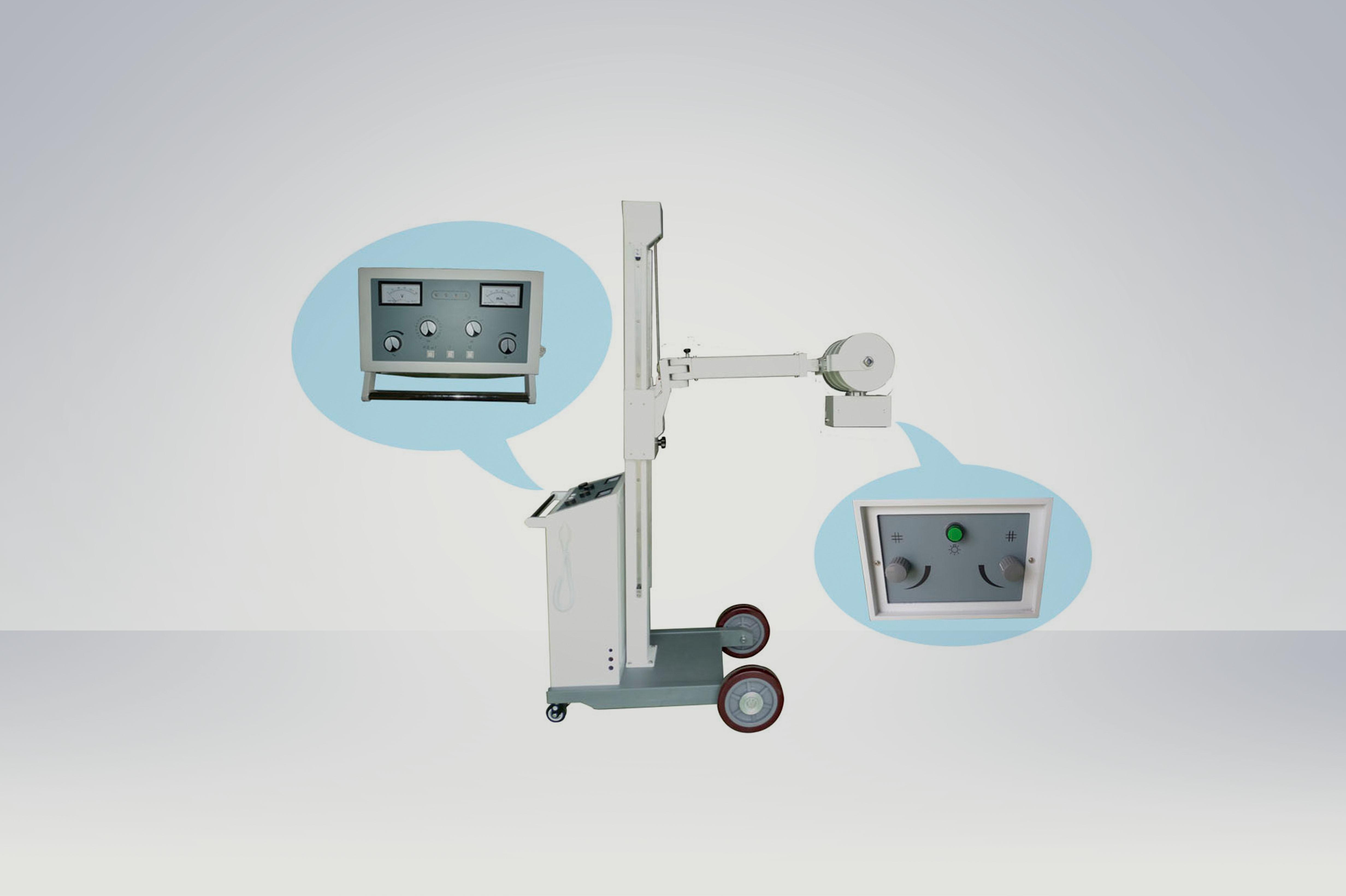 100mA Mobile X-Ray Unit