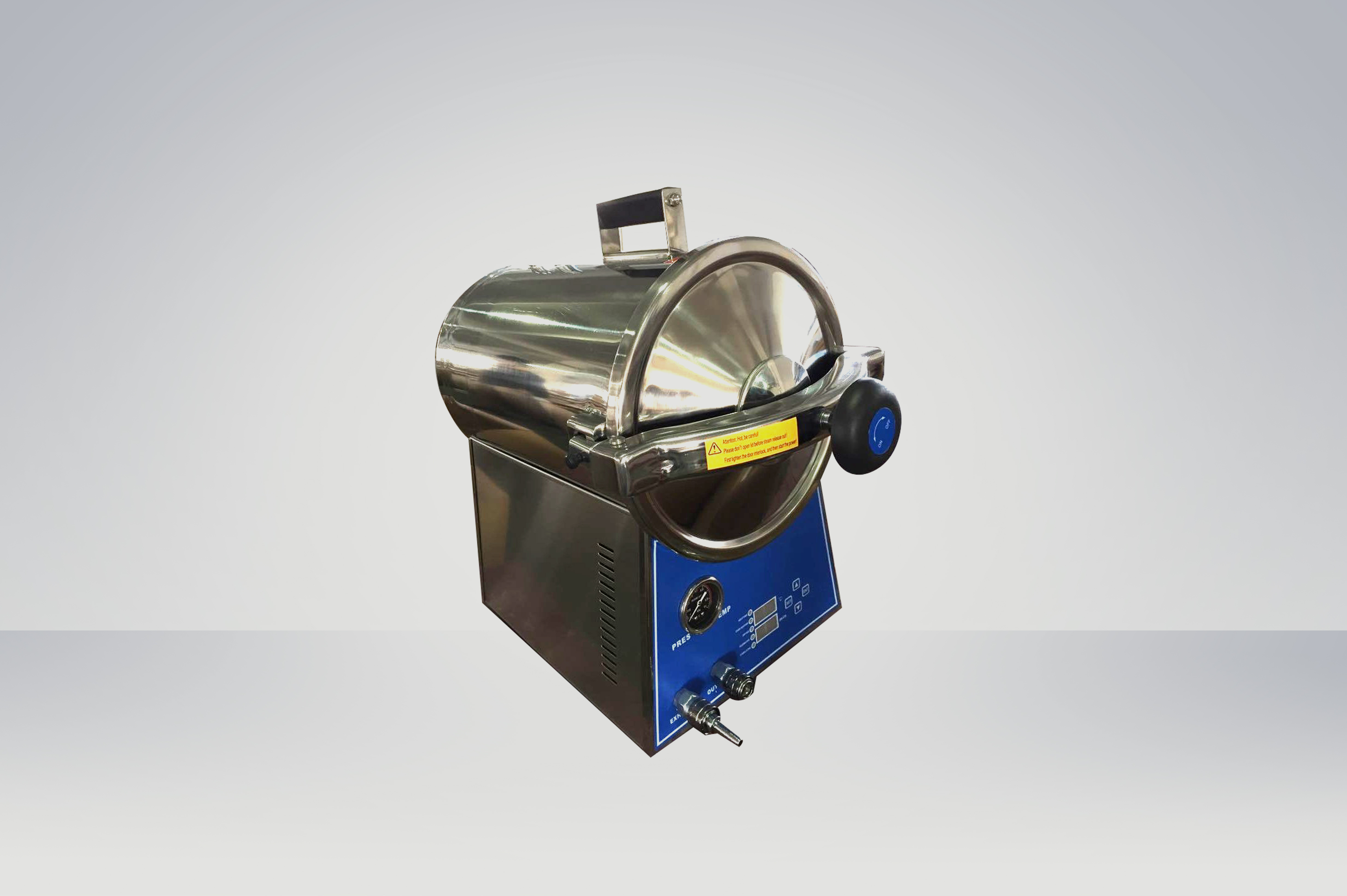 Table top Steam Sterilizer with dryer