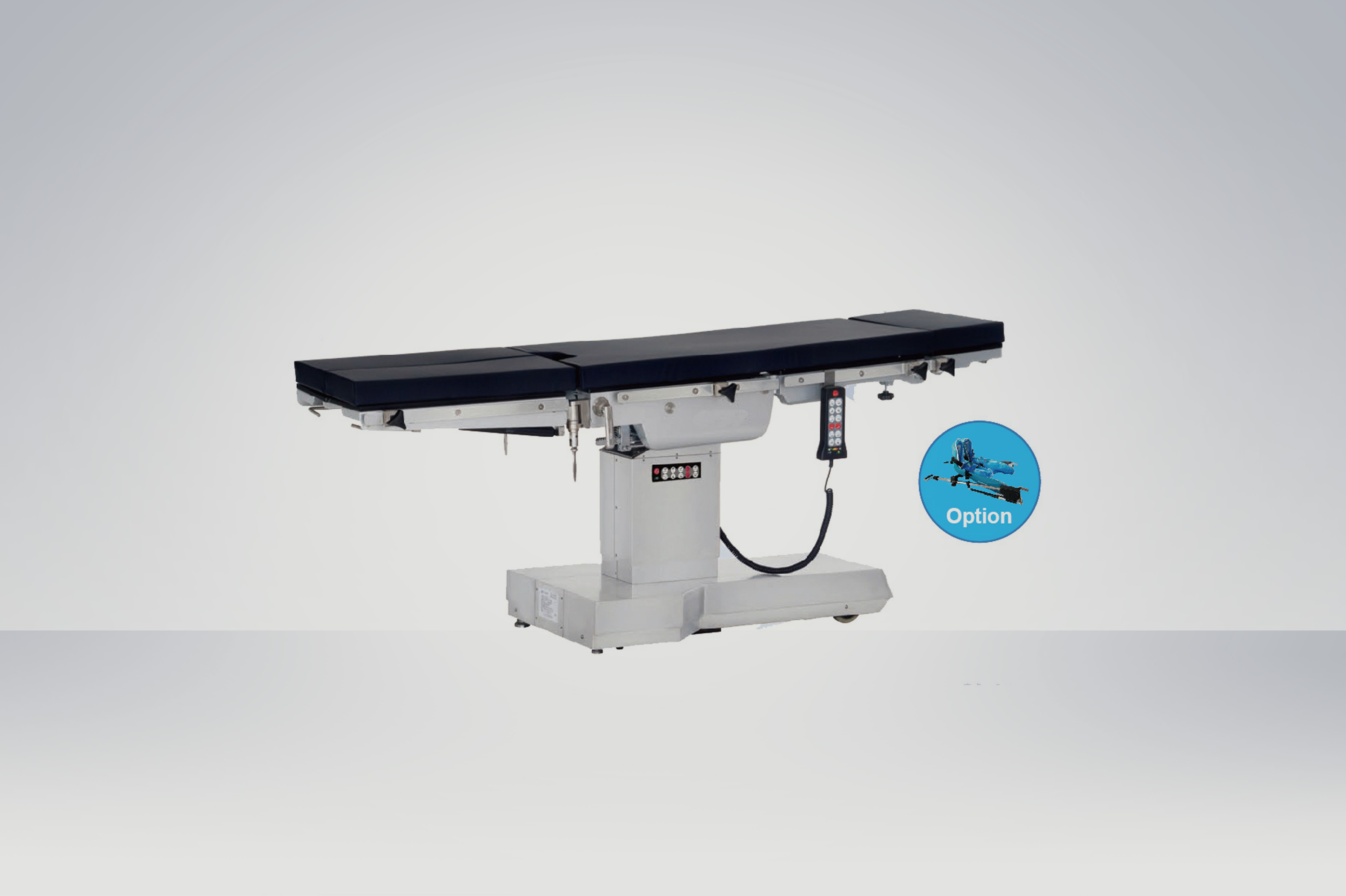OT Table, Hydraulic, Gynae