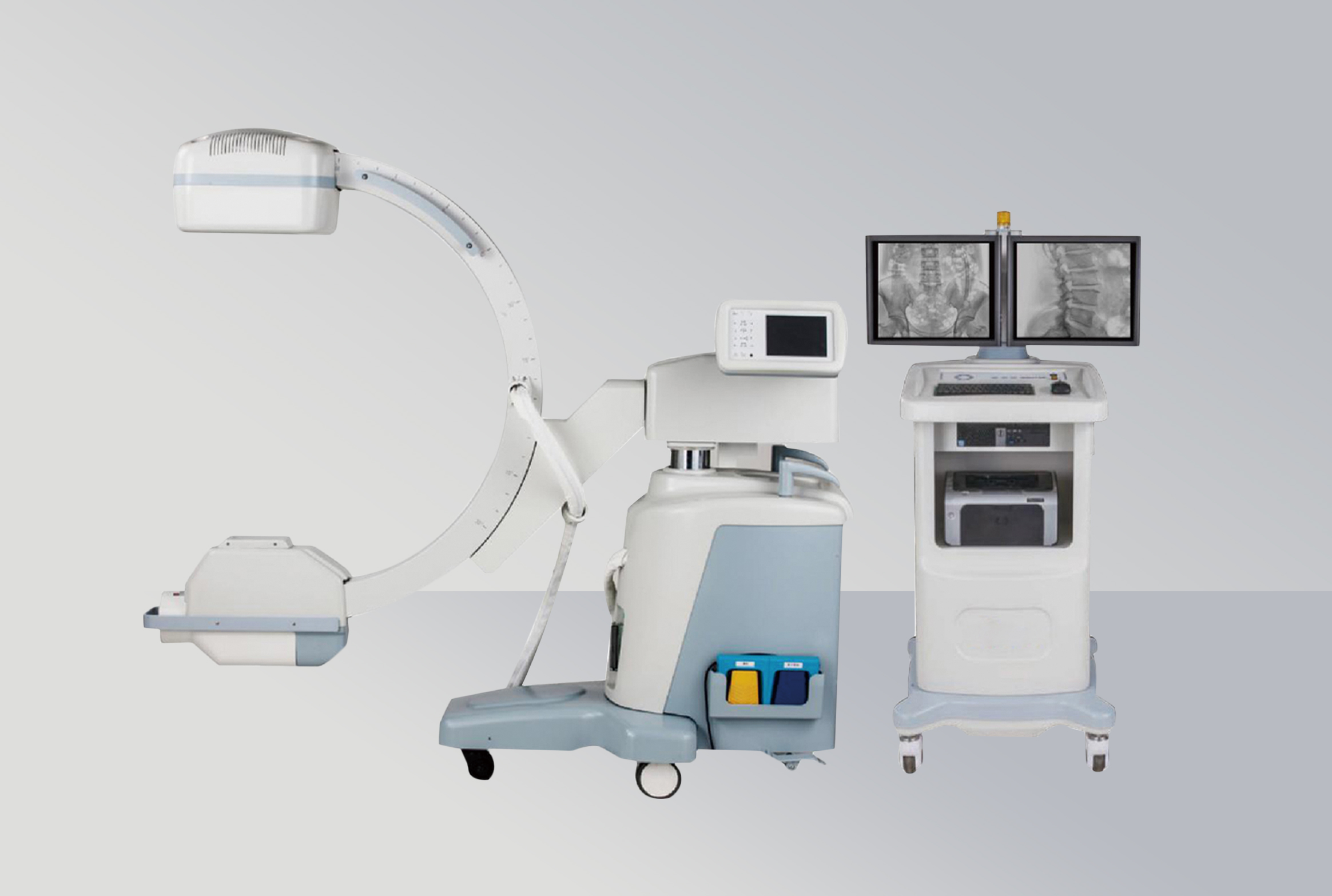 Mobile Digital C-arm X-Ray System