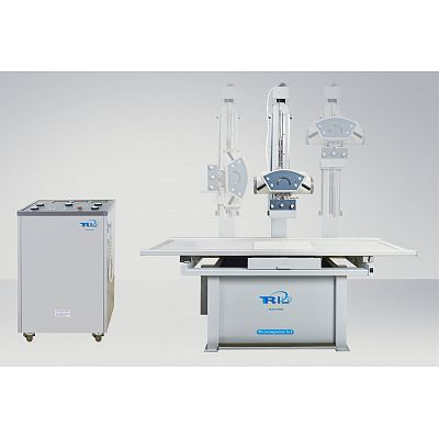 Normal Frequency Stationary X-ray Machine